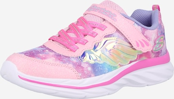 Sneaker 'Quick Kicks' de la SKECHERS pe roz