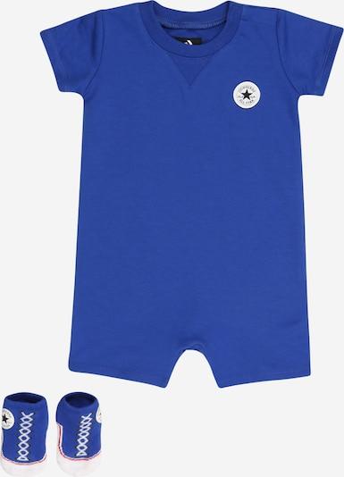 CONVERSE Set in de kleur Donkerblauw / Wit, Productweergave