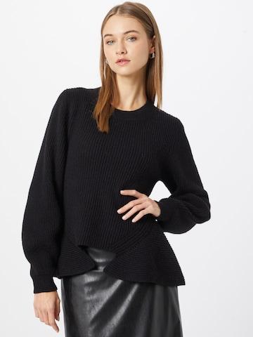 Twinset Pullover in Schwarz