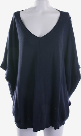 REPEAT Pullover in M in dunkelblau, Produktansicht