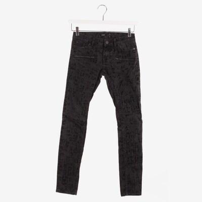 Maje Jeans in 23-24 in schwarz, Produktansicht