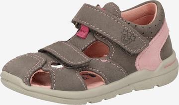 Chaussures ouvertes Pepino en marron