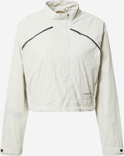 Superdry Athletic Jacket in Light grey / Dark grey, Item view