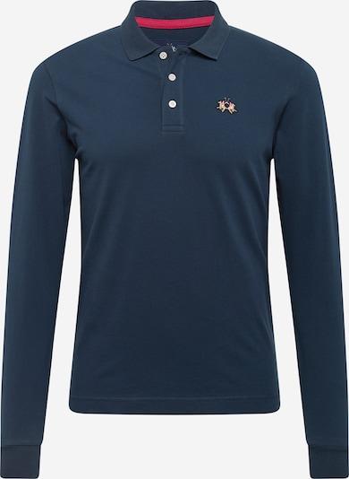 Maglietta La Martina di colore navy, Visualizzazione prodotti