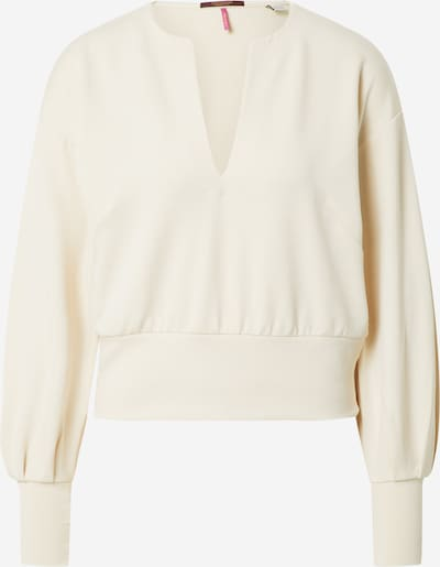 SCOTCH & SODA Sweat-shirt en beige clair, Vue avec produit