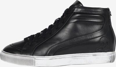Scalpers Sneaker in schwarz, Produktansicht
