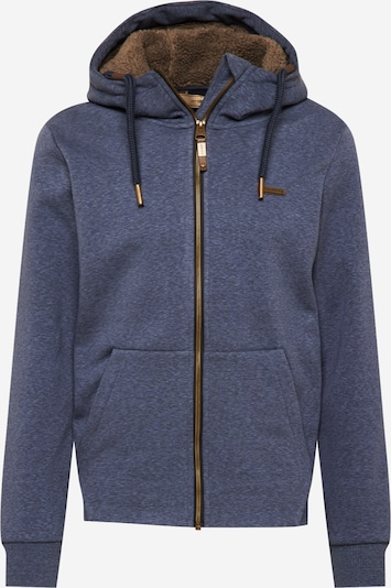 Hanorac 'FABIAN' Ragwear pe albastru porumbel, Vizualizare produs