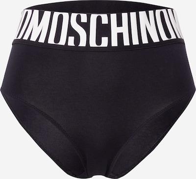 Slip 'Brief' Moschino Underwear di colore nero / bianco, Visualizzazione prodotti