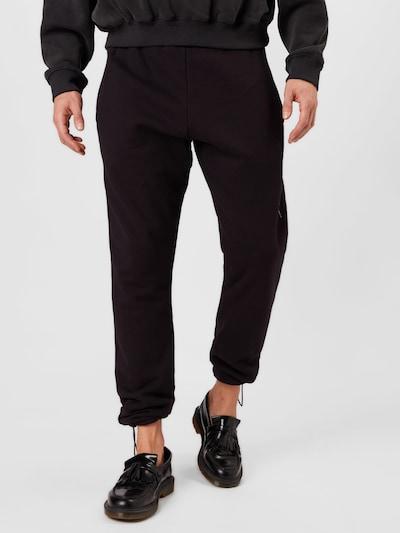 Kelnės iš Worst Behavior , spalva - juoda: Vaizdas iš priekio