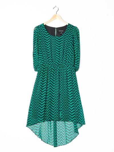 EN FOCUS STUDIO Kleid in S-M in jade, Produktansicht