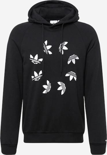 ADIDAS ORIGINALS Sweatshirt i svart, Produktvy