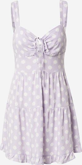 Vasarinė suknelė 'SANDY' iš Cotton On, spalva – šviesiai geltona / purpurinė / balta, Prekių apžvalga