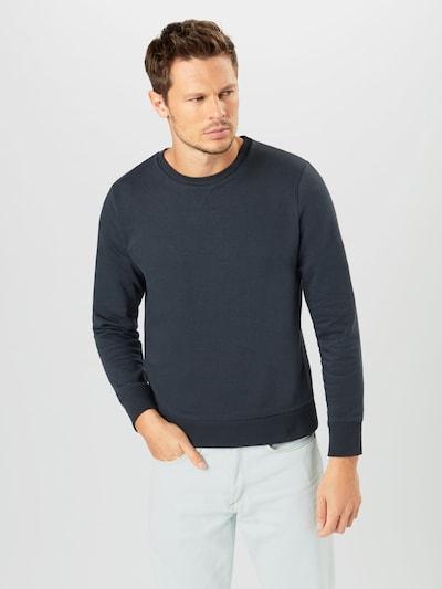 BRAVE SOUL Sweater majica 'Jones' u mornarsko plava: Prednji pogled