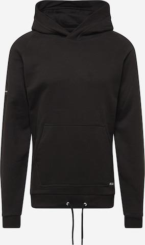 MOROTAI Sportsweatshirt ' Kimo Hoodie ' i svart