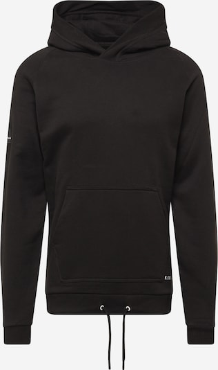 MOROTAI Sportiska tipa džemperis ' Kimo Hoodie ' melns, Preces skats