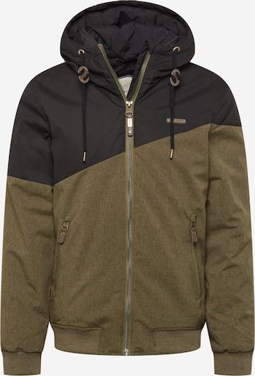 Ragwear Jacke 'WINGS' in oliv / schwarz, Produktansicht