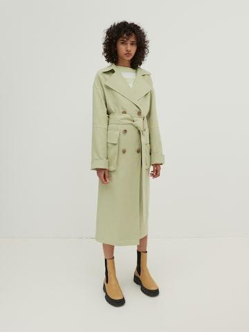 EDITED Kevad-sügismantel 'Giuliana', värv roheline