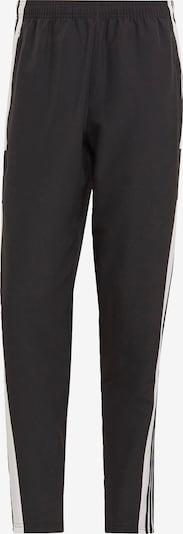 ADIDAS PERFORMANCE Sportbroek 'Squadra 21' in de kleur Zwart / Wit, Productweergave