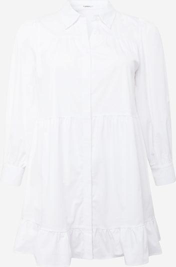 GLAMOROUS CURVE Kleid in weiß, Produktansicht