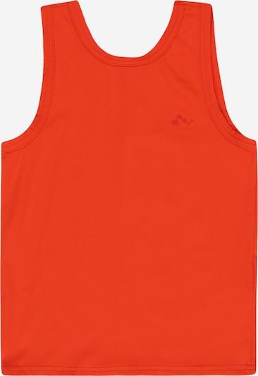 ONLY PLAY Haut de sport 'AMELI' en rouge orangé, Vue avec produit
