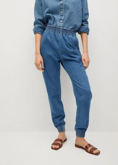 MANGO Jeans 'Gabriela' in blau, Modelansicht