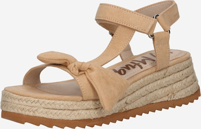 MTNG Strap sandal 'Lydia' in Light brown, Item view