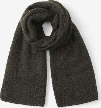 TOM TAILOR Sjaal in de kleur Olijfgroen, Productweergave