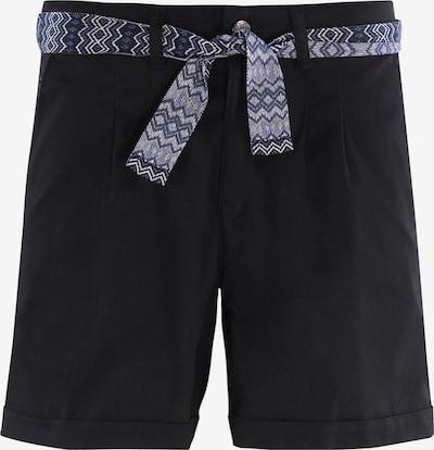 mazine Shorts ' Luz ' in schwarz, Produktansicht