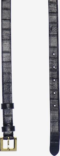 DOLCE & GABBANA Belt in XS-XL in Gold / Black, Item view