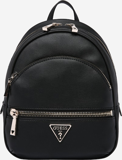 GUESS Backpack 'MANHATTAN' in Black, Item view