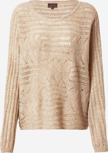 Herrlicher Pullover 'Lacina' in beige, Produktansicht