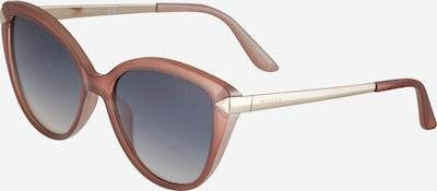 GUESS Sunčane naočale u tamno plava / hrđavo smeđa / srebro, Pregled proizvoda