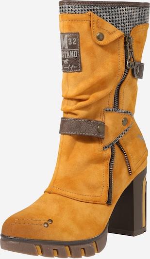 MUSTANG Støvler i gul, Produktvisning