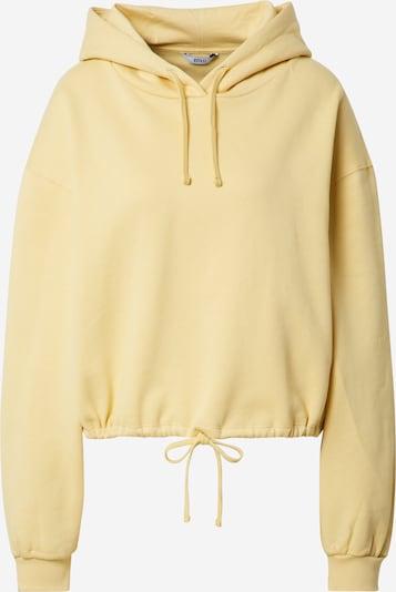 Envii Sweat-shirt 'MONROE' en jaune clair, Vue avec produit