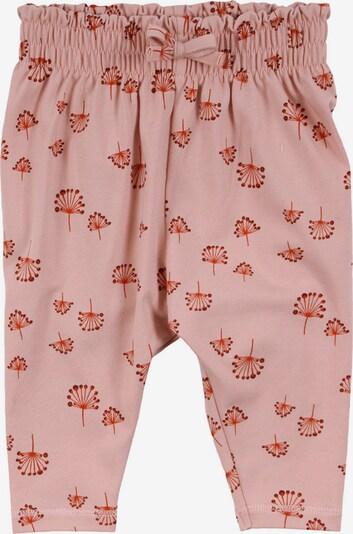 Kelnės 'Tilly' iš Müsli by GREEN COTTON, spalva – rožių spalva / raudona / tamsiai raudona, Prekių apžvalga