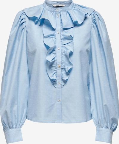 ONLY Bluse 'Gwenda' i lyseblå, Produktvisning