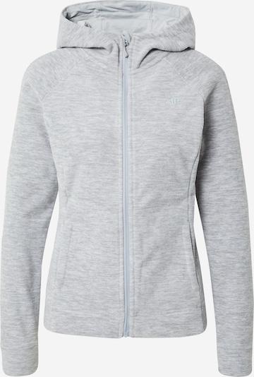 4F Athletic Fleece Jacket in Light grey, Item view