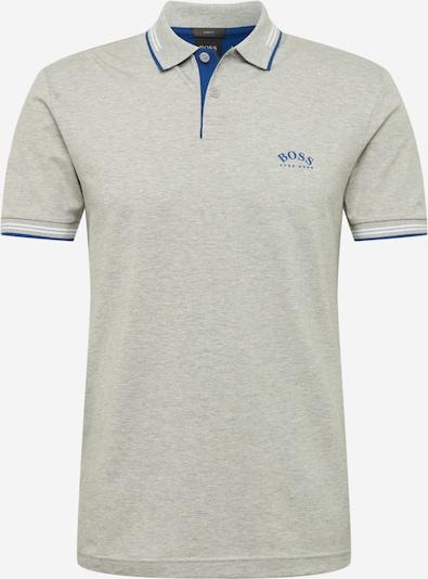 Tricou 'Paul' BOSS ATHLEISURE pe albastru regal / gri deschis / alb, Vizualizare produs