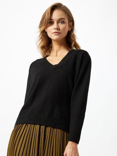Pepe Jeans Trui 'Cindy' in de kleur Zwart, Modelweergave