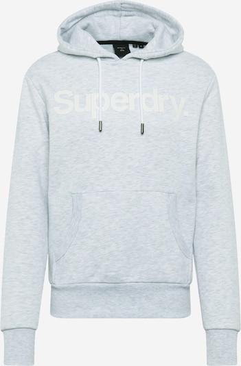 Superdry Bluzka sportowa w kolorze biały / nakrapiany białym, Podgląd produktu