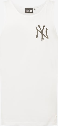 Tricou NEW ERA pe negru / alb, Vizualizare produs