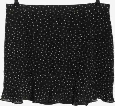 Madewell Minirock in XL in creme / schwarz, Produktansicht