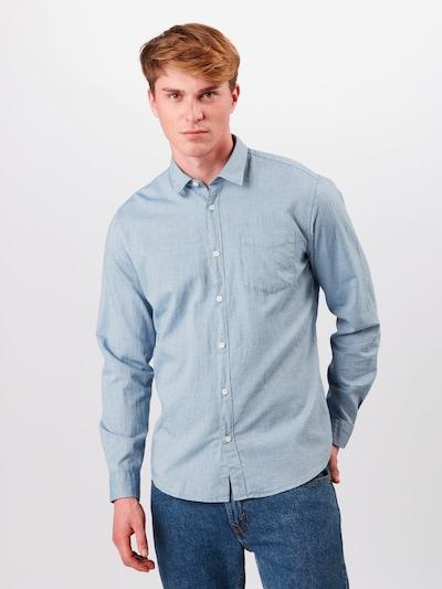 ESPRIT Skjorte i blå: Frontvisning