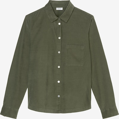 Marc O'Polo DENIM Bluse in khaki, Produktansicht