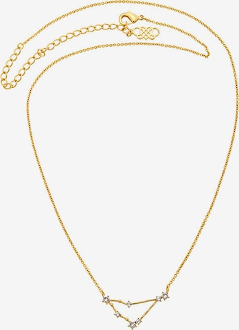 LILY AND ROSE Necklace 'Capricorn star sign' in Gold