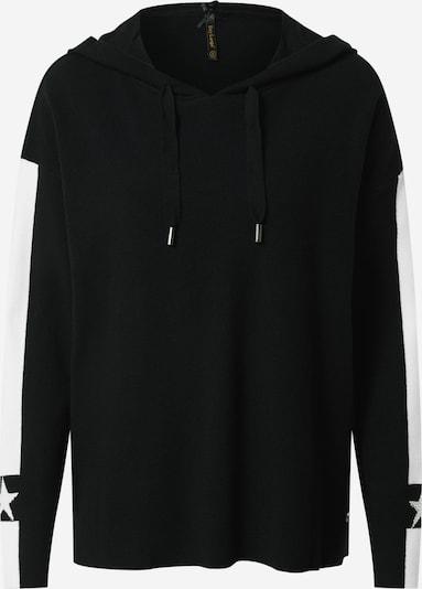 Key Largo Pulover 'Kelly' u crna / bijela, Pregled proizvoda