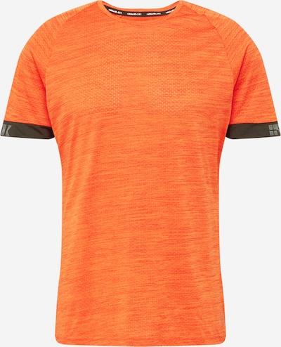 Rukka Camiseta funcional 'MELLI' en rojo anaranjado / negro, Vista del producto