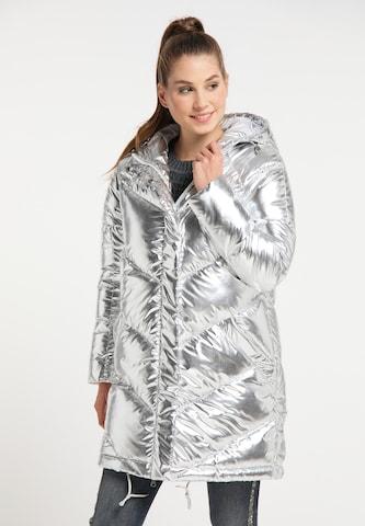 MYMO Jacke in Silber