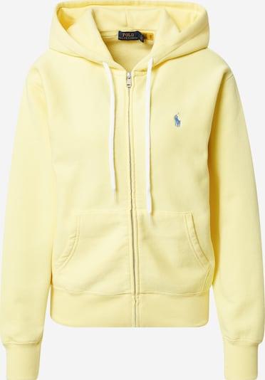Polo Ralph Lauren Ζακέτα φούτερ σε ανοικτό κίτρινο, Άποψη προϊόντος