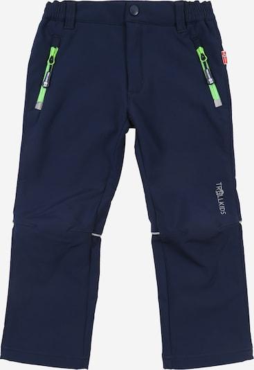 TROLLKIDS Outdoor broek 'Fjell' in de kleur Navy, Productweergave